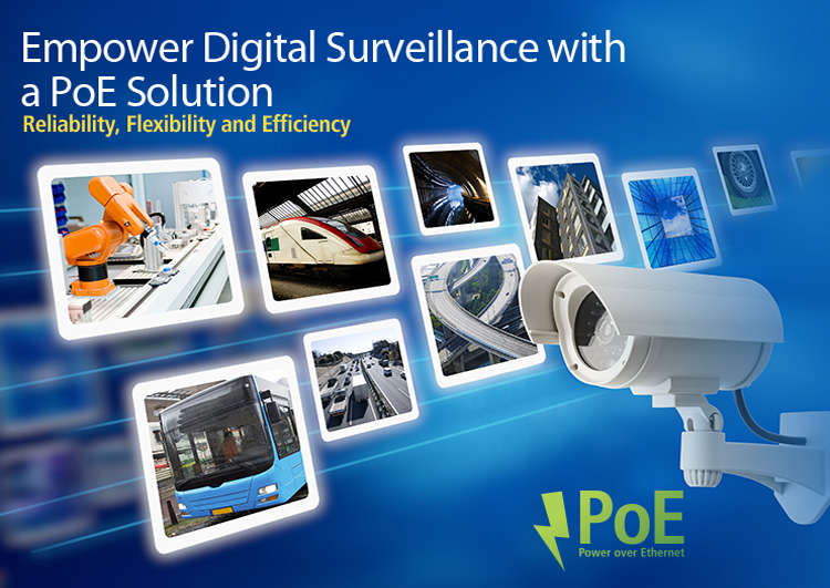 Improve Digital Surveillance With The Poe Solution