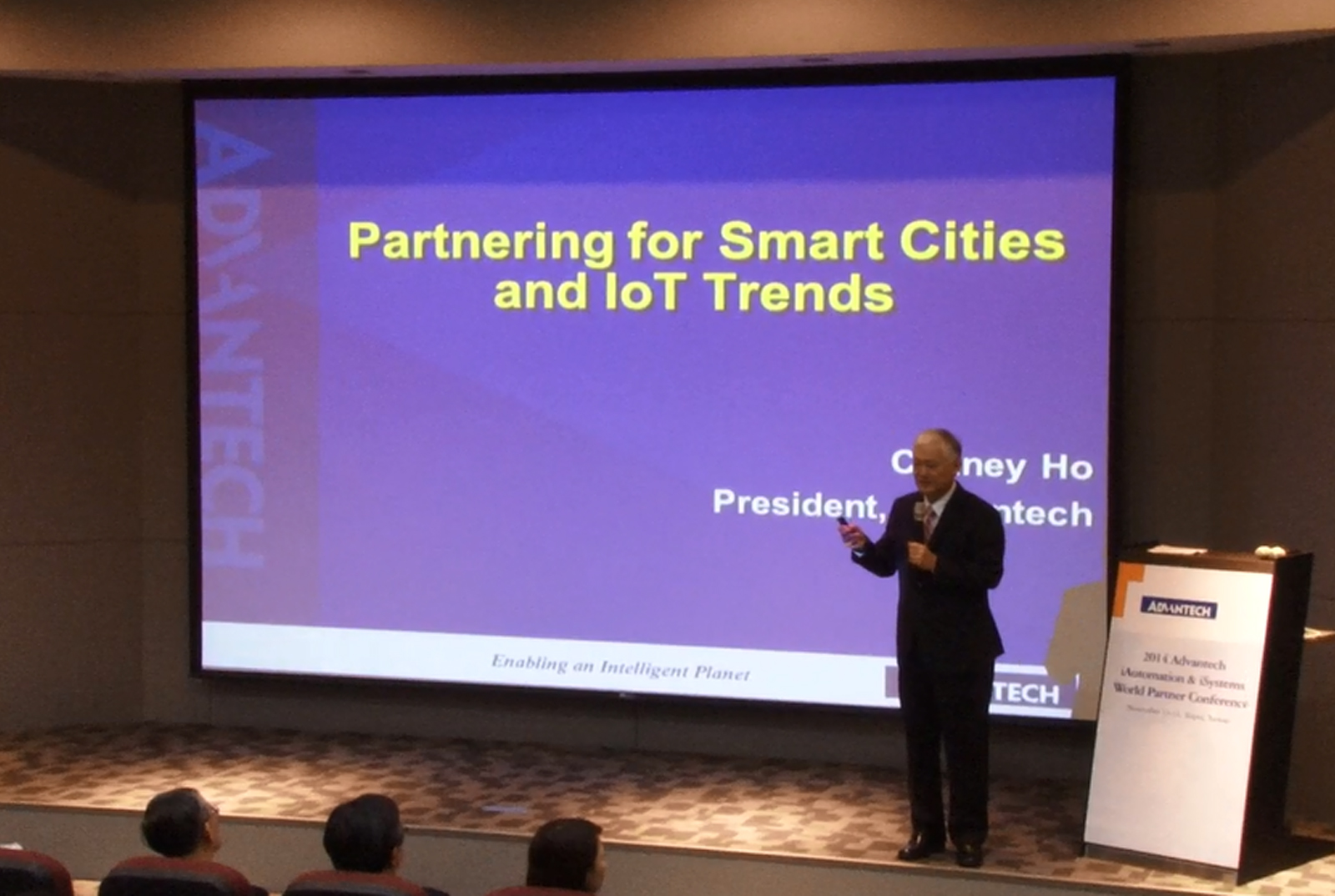 Partnering for Smart City and IoT Trends