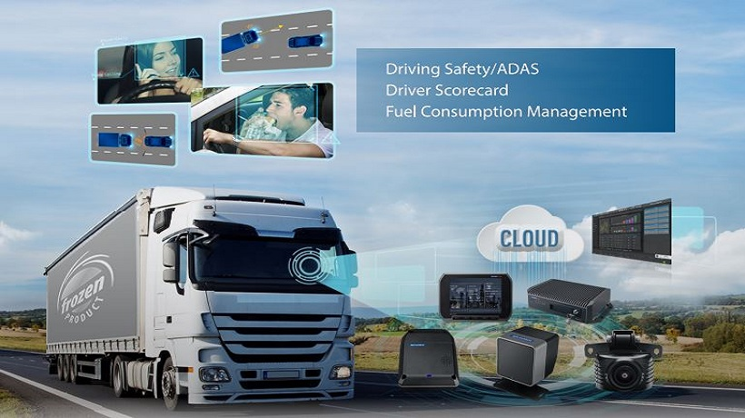 A Logistics Enterprise Aims at Enhancing Driving Safety and Operational Efficiency