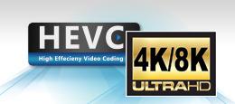 UHD & HEVC
