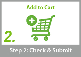 Step 2: Check & Submit