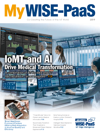 MyWISE-PaaS Magazine Healthcare (EN)