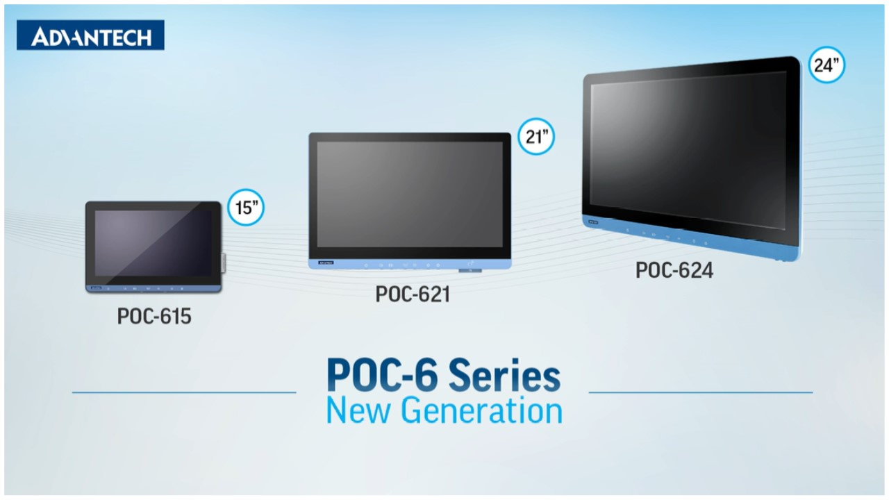 Medical-Grade Point-of-Care Terminals: Introduction of POC-6