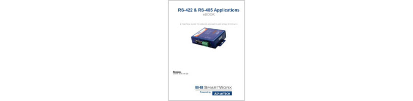 RS-422 & RS-485 Applications eBook