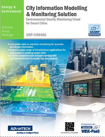 City Information Modelling & Monitoring Solution