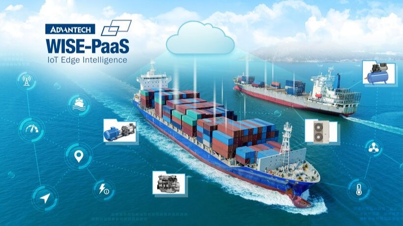 Worry-Free Voyage: SaierNico joins with Advantech's WISE-PaaS to Develop Advanced Smart Vessels