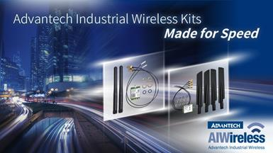 Advantech Releases Ready-to-Use Wi-Fi 5/BT 5.0 and LTE Cat.16  Wireless Kits for Enhanced Connectivity