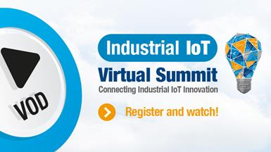 Industrial IoT Virtual Summit 2020 - Watch on demand