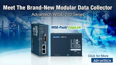 Advantech Launches Modular Data Collection Gateway for Edge IoT Applications