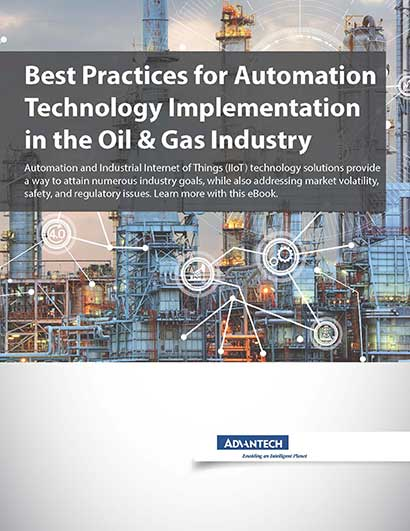 Best Practices for Automation Technology Implementation in the Oil & Gas Industry