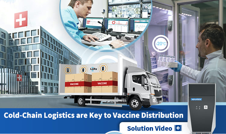 Cold-Chain Logistics are Key to Vaccine Distribution