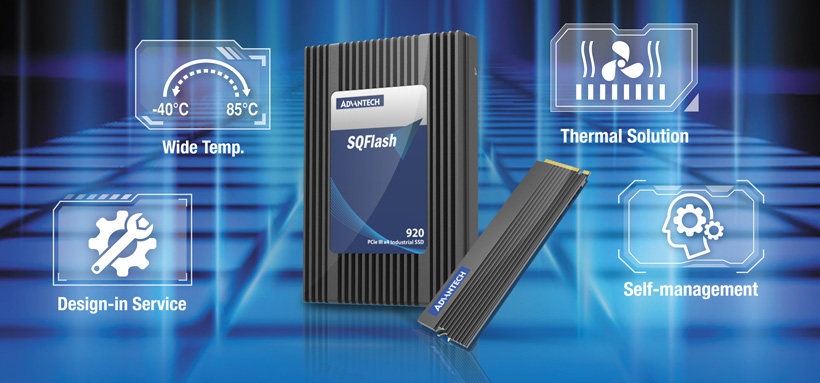 Designing NVMe SSD for Industrial Applications