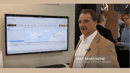 ENEA MWC 19 LIVE! Enea NFVAccess & Fortinet SD-WAN Demo for SlimCPE & uCPE.