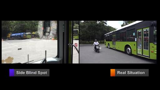 TREK Driving Safety Solutions Ensure Blind Spot Detection for Enhanced Fleet Safety