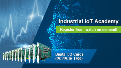 Introduction to Digital I/O Cards (PCI/PCIE-1700)