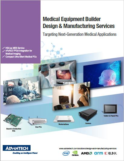 Medical Equipment Builder Design & Manufacturing Services