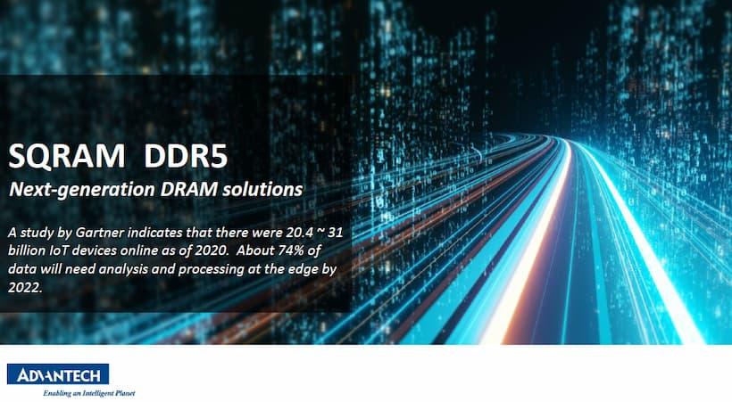 SQRAM DDR5, Next-generation DRAM solutions