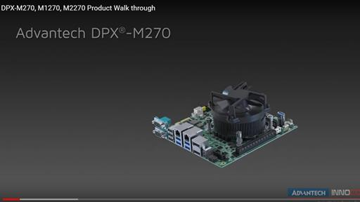 DPX-M270, M1270, M2270 Product Walk through
