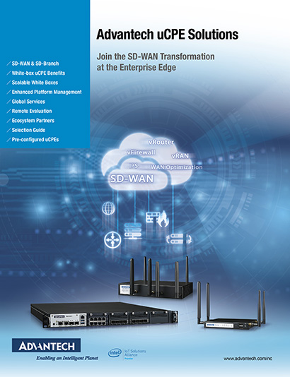 Advantech uCPE Solutions
