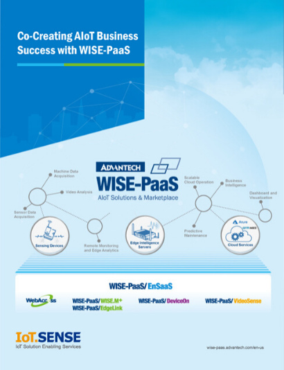 Co-Creating IoT Business Success with Advantech WISE-PaaS