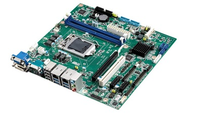 Advantech AIMB-505 Micro-ATX Powered by 6th Generation Intel® Core i Processors for Self-service Applications