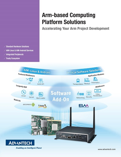 2019 Arm-based Computing Solutions Brochure