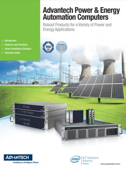 Advantech Power & Energy Automation Computers