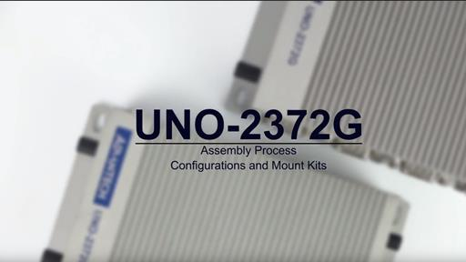 Advantech New Small-Size Modular Box Platform, UNO-2372G (EN)