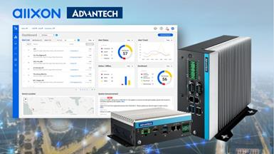 Advantech Partners with Allxon to Enable Large-Scale Edge AI Remote Management in Diverse Environments