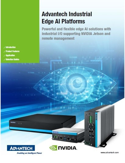 Advantech Industrial Edge AI Platforms