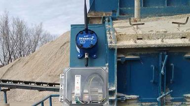 Condition-Based Monitoring for a Construction Aggregate Plant's Industrial Systems