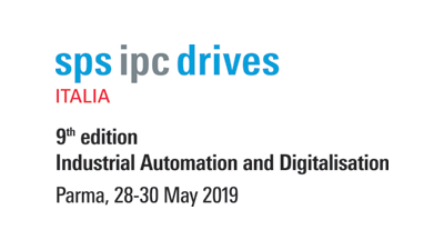 SPS IPC Drives Italy 2019 - English - May 28-30, 2019