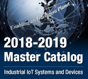 2018-2019 IIoT Master Catalog