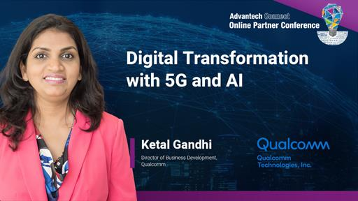 Digital Transformation with 5G and AI