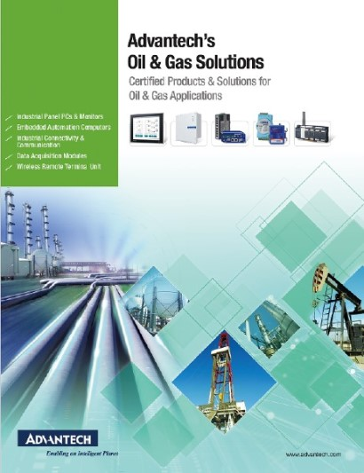 Advantech's Oil & Gas Solutions