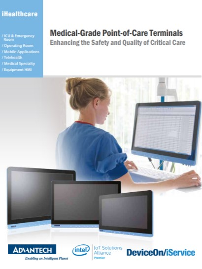 Medical-Grade Point-of-Care Terminals - Enhancing the Safety and Quality of Critical Care