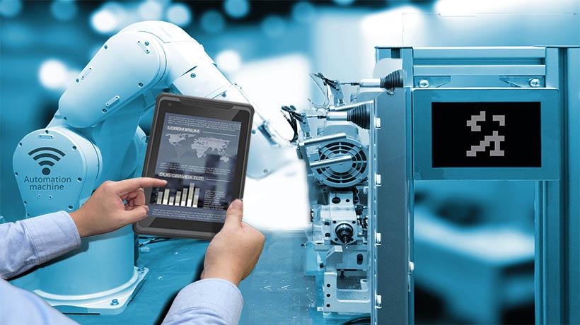 Ứng dụng của các thiết bị cầm tay công nghiệp Advantech trong dây chuyền  sản xuất - Advantech