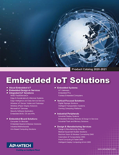 Leading Embedded Innovations to AIoT Future