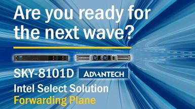 Advantech Collaborates with Intel on NFVI Solution Innovation