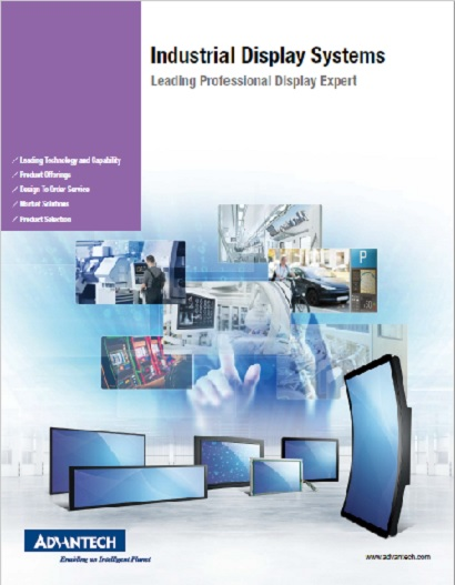 2019 Industrial Display Solutions Brochure