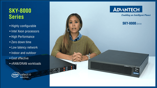 Advantech SKY-8000 Carrier Grade Server Series
