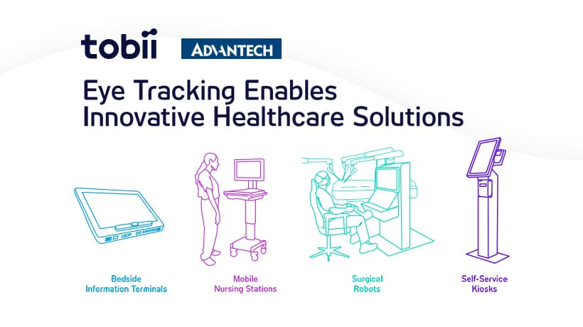 Eye Tracking Enables Innovative Healthcare Solutions