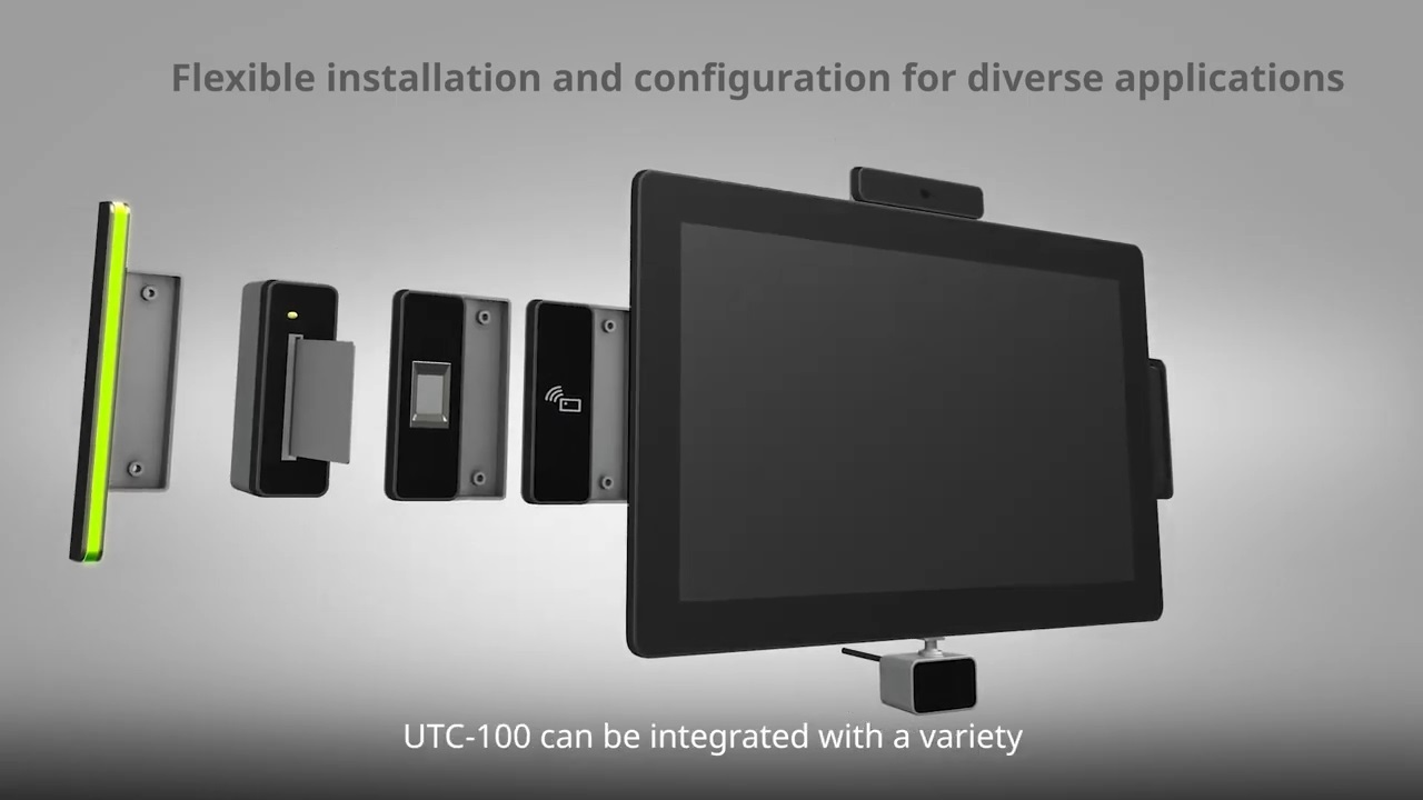 Introducing Advantech UTC-100 Series: Design & Features