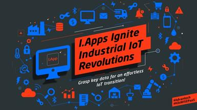【For Dummies】I.Apps ignite industrial IoT revolutions! Grasp key data for an effortless IoT transition!