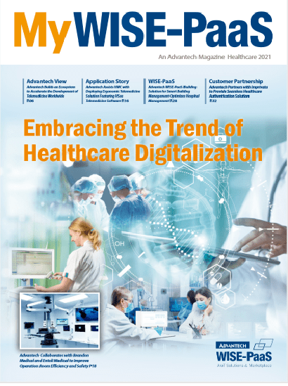 MyWISE-PaaS Magazine Healthcare 2021 (EN)