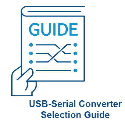 Selecting a USB Serial Converter for Your Next Project