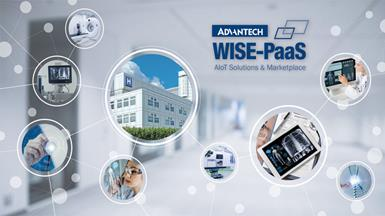 Advantech WISE-PaaS iBuilding Solution for Smart Building Management Optimizes Hospital Management