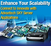 Advantech Enhance Your Scalability - Connect to Innovate with Advantech ASMB Series Server Board!