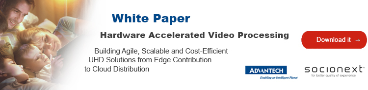 Advantech VEGA Video Solutions - Advantech