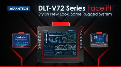 Advantech Launches New DLT-V72 Facelift Series for Enhanced Performance
